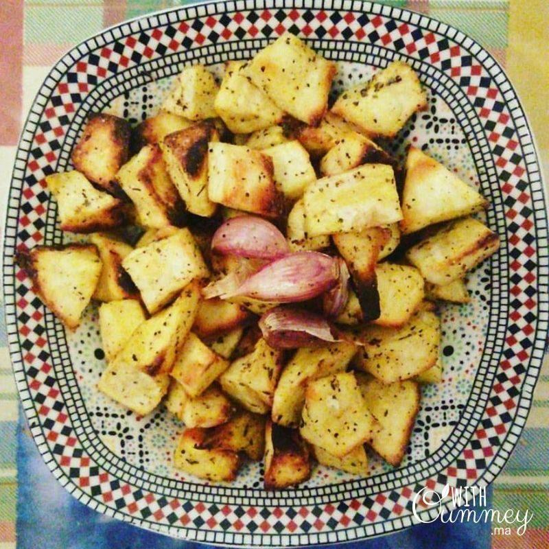 RECETTE HEALTHY | Patates douces au four