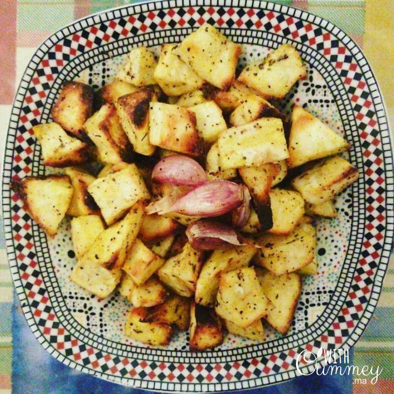 Recette Patates Douces au Four (3)